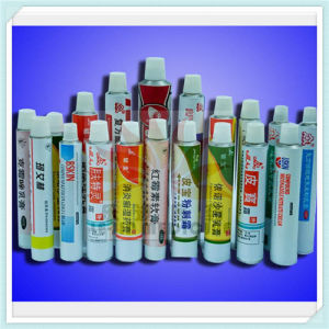 Aluminum Soft Tube for Medicine Ointment (LJ-PP-04)