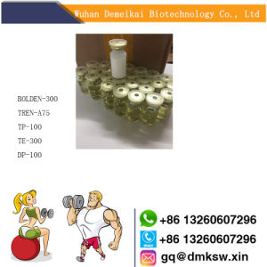 Bulking Cycle Yellow Oil Liquid Injectable Anabolic Steroids EQ Equipoise pictures & photos