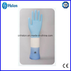 Disposable Nitrite Gloves Gl8002 pictures & photos