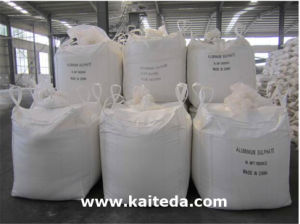 White Flake/Granular/Ball or Powder, Aluminum Sulphate/Aluminum Sulfate for Water Treatment Chemicals Flocculating Agent pictures & photos