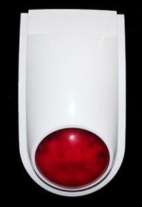 Hot Sale Big Size Wireless Strobe Alarm Siren (WL-106AW) pictures & photos