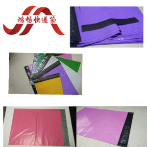 Wholesale Color Printed Logo Packing Bag pictures & photos