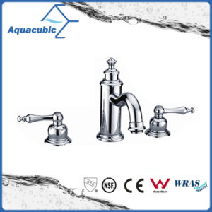 New Style Modern Design Basin Faucet/Bathroom Faucet (AF3009-6A) pictures & photos