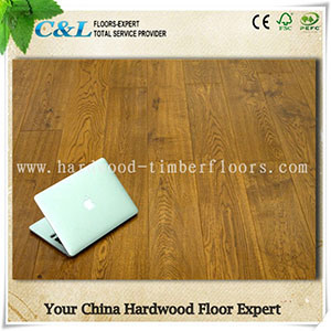 High Qualtiy Antique Style Oak Engineered Flooring pictures & photos