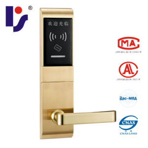 RF/Mifare 1 Card Smart Hotel Lock (RX1078E-J)