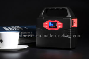 150wh Portable Mobile Solar Power System Lithium Battery Solar Generator pictures & photos