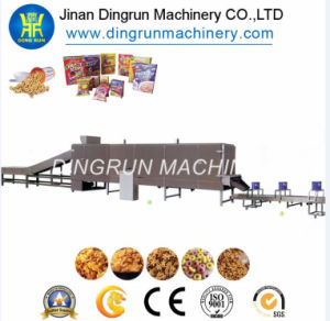 puffed snacks food extruder pictures & photos