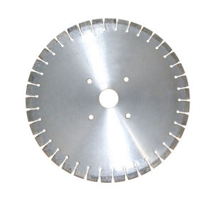 Brazed Diamond Saw Blade for Cutting Granite (JL-DBBG) pictures & photos