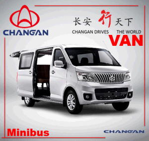Changan Brand Hiace Van Vehicle pictures & photos