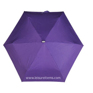 Portable Folding Aluminum Umbrella pictures & photos