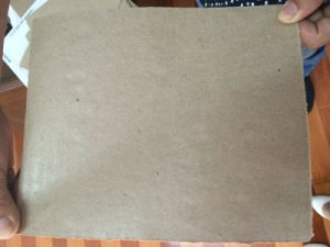 Semi-Wood Pulp Cement Bags Paper