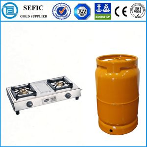 12.5kg Low Price and High Quality LPG Gas Cylinder (YSP23.5) pictures & photos
