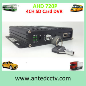 720p SD Card Car DVR for Vehicle Bus CCTV pictures & photos