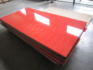 18mm UV MDF, UV Panel pictures & photos