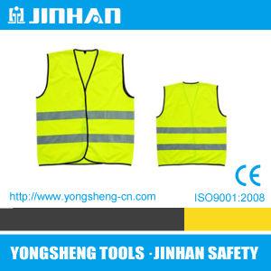 Jinhan Best-Selling Reflective Vest 100% Polyster / Mesh (Y-1001)