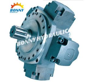 Intermot Nhm8 (NAM8) Low Speed High Torque Radial Piston Hydraulic Motor pictures & photos