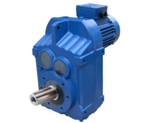 F Series Parallel Shaft Geared Motor (F27-F157) pictures & photos