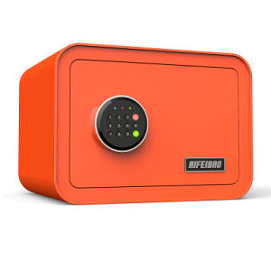 Security Digital Electronic Safe Box Orange pictures & photos