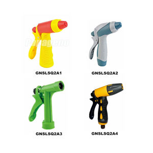 Plastic Garden Hose Spray Nozzle pictures & photos