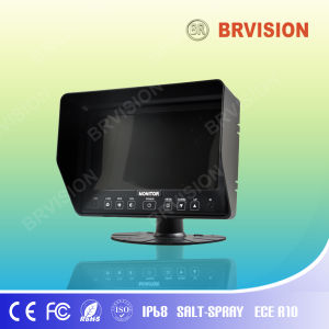 7inch Waterproof Monitor with Touch Button pictures & photos