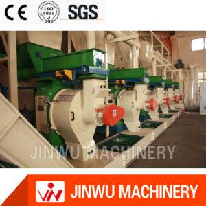 Good Performance Stainless Steel Ring Die Pellet Mill Line