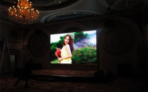 Hight Brightness P4 Indoor Full Color SMD LED Screen pictures & photos