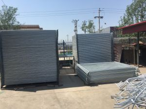 Temporary Construction Fence Panels Made in China 2100mm X 2400mm pictures & photos