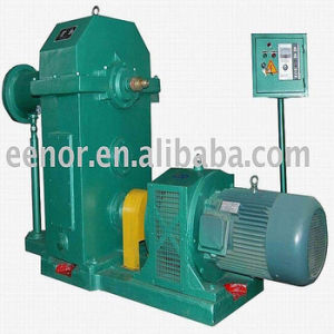 Single Screw Hot Feed Rubber Extrusion Extruder Machine for Sale pictures & photos