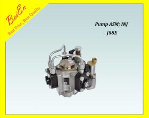 Genuine Fuel Injection Pump of Hino Excavator Engine pictures & photos