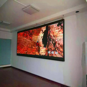 HD P3mm Indoor LED Screen (Slim LED wall) pictures & photos