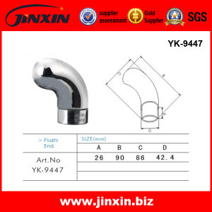 Stainless Stee Handrail End Cap (YK-9447)