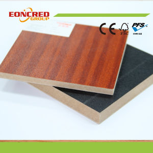 Hot Sell Melamine MDF, Deorative MDF Board pictures & photos
