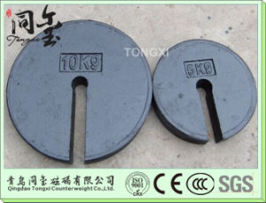 500kg Cast Iron Test Weights Load Testing Weights Truck Scale Weights pictures & photos