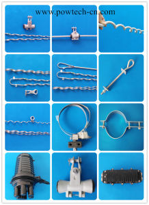 Dead End Clamp with Insulation Coated pictures & photos