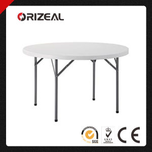 Orizeal 4ft Round Commercial Fold up Table Oz-T2037 pictures & photos