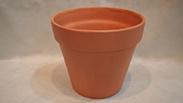 4 Sizes Terracotta Pots for Garden 13-0120