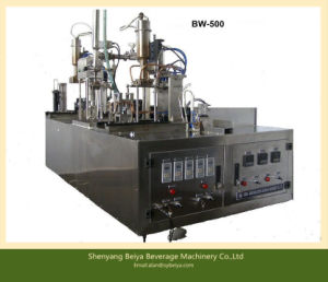Small Manual Type Milk Packaging Machine pictures & photos