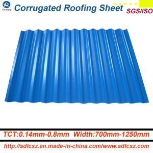 Building Material Roofing Sheet Galvanized Corrugated Steel Sheet pictures & photos