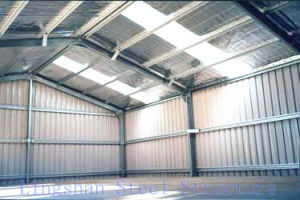 China Galvanized Steel Shed with ISO9001: 2008 (L-S-001) pictures & photos