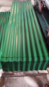 Corrugated Steel Sheet Roofing Sheet for Construction Steel Material pictures & photos