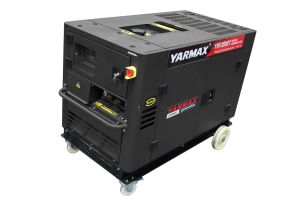 Portable 10 kVA Soundproof Diesel Generator pictures & photos
