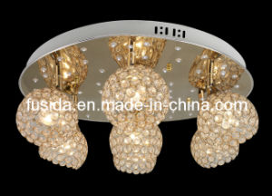 2016 Newest Crystal LED Indoor Chandelier Light & Ceiling Lamp pictures & photos