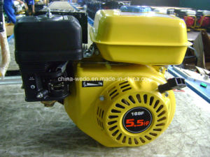 5.5HP OHV 4 Stroke for Honda Type Gx160 Gasoline Engine WD168 pictures & photos