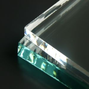 4mm Low Iron Float Glass for Thin-Film Solar Panel pictures & photos