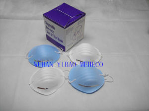 Dust Mask Without Valve (HG61604)