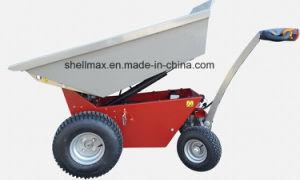 500kg Electrical Wheel Barrow Heavy Duty EU Standard pictures & photos