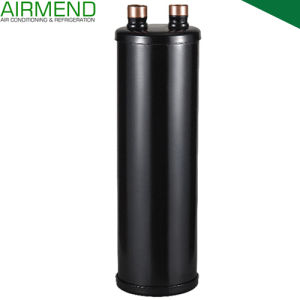 Gas and Liquid Separator Accumulator (RA series) for Air Conditioning and Refrigeration System