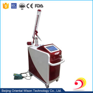 532nm & 1064nm ND YAG Q-Switch ND YAG Laser Beauty Machine pictures & photos