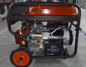 AVR Gasoline Generator Set/Petrol Generator/Portable Electric Power Generator Fd5500 pictures & photos