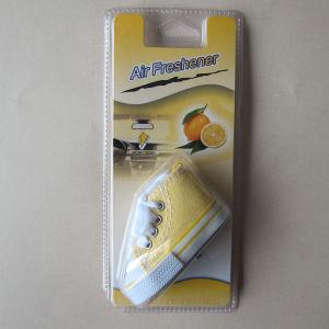 Promotional Plimsolls / Shoe Air Freshener for Car Decoration pictures & photos
